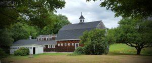 Mathewson barn