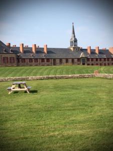 John McDonald Louisbourg